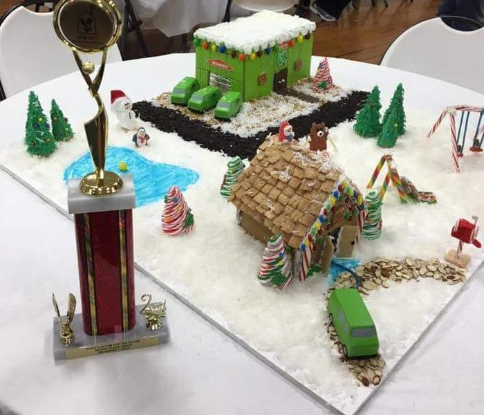 Lake City's Inaugural Gingerbread Competition