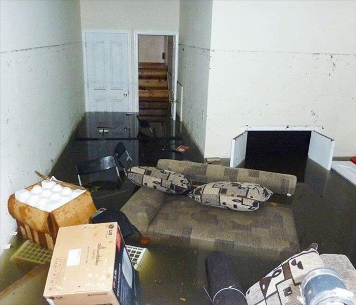 Water Damage Category 3 Water