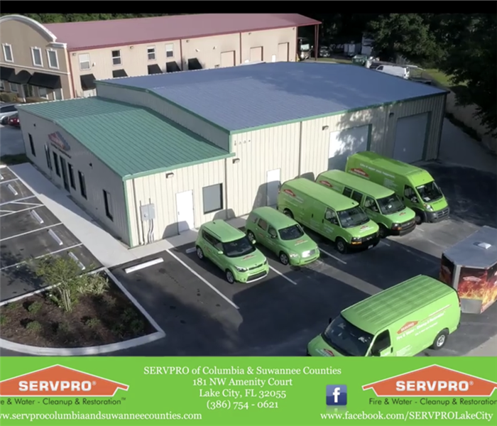 Why SERVPRO Invested in our Community